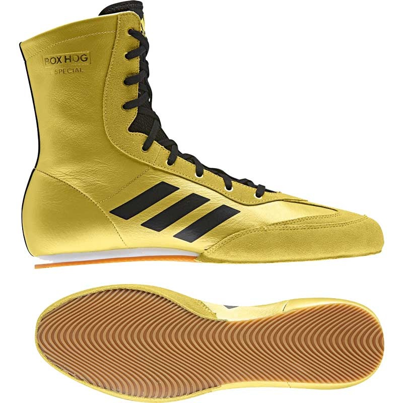 Adidas adidas Boksschoenen Box-Hog 3 Goud x Special