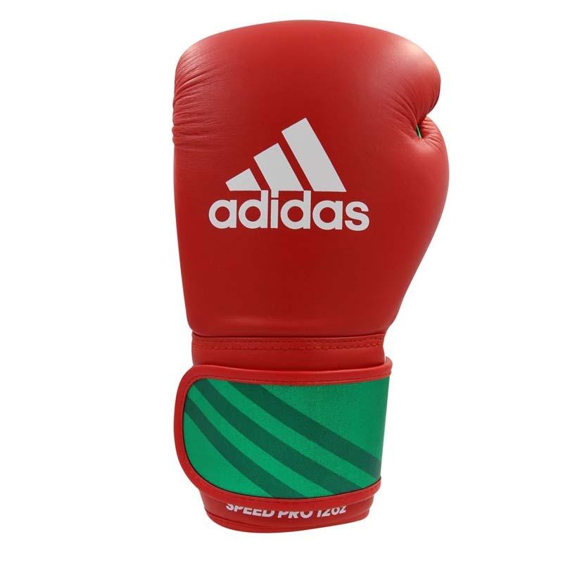 Adidas adidas Bokshandschoenen Speed Pro Rood/Groen/Wit
