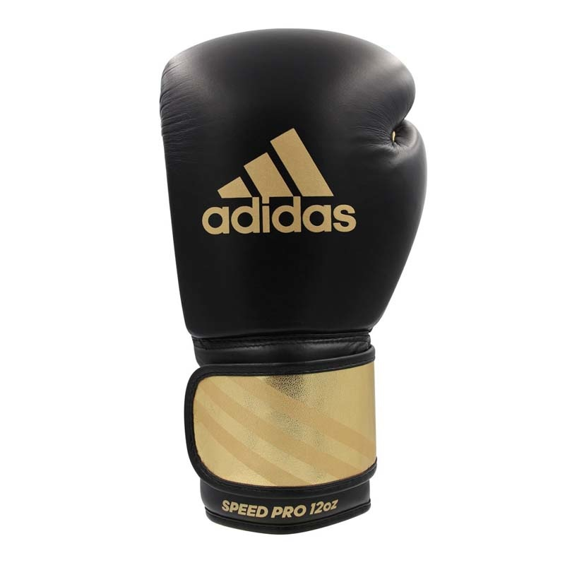 Adidas adidas Bokshandschoenen Speed Pro Zwart/Goud