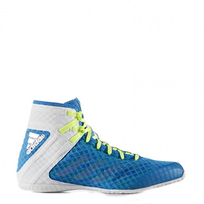 Adidas adidas Boksschoenen Speedex Blauw/Wit 16.1