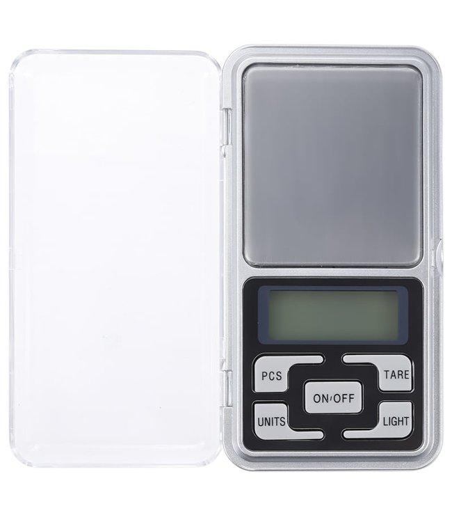 Präzisions-Taschenwaage 0.01 - 300 gramm