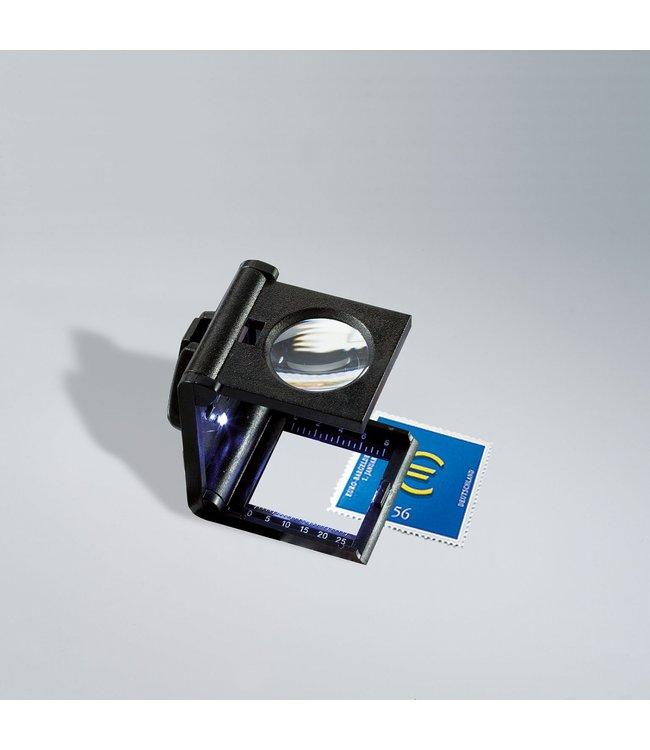 Fadenzähler 5-facheVergrößerung  / LED