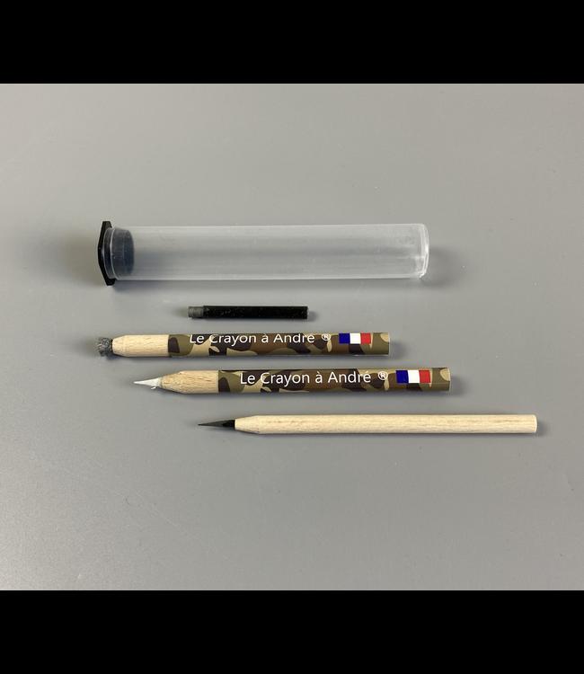 Set 2 Of Cleaning Pencils Le Crayon à André (3 pcs)