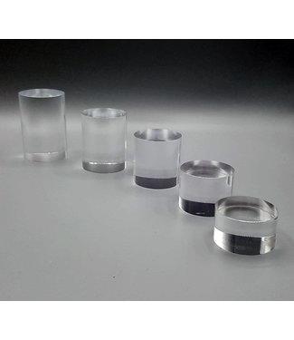 SMC Verhogingen / Rond / Acryl / Set Van 5