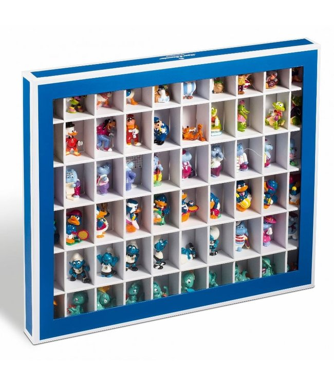 Collector Box  With 60 Compartments