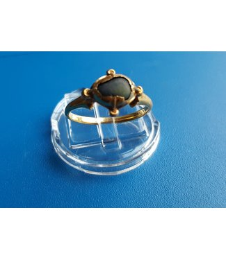 Ring Standaard Acryl Transparant (Rond / Vierkant)