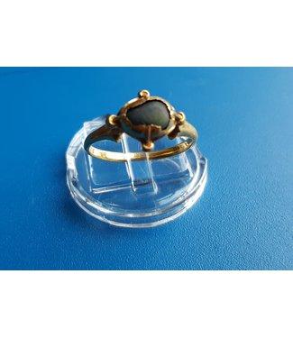 SMC Ring Ständer Acryl Glasklar (Rund / Eckig)