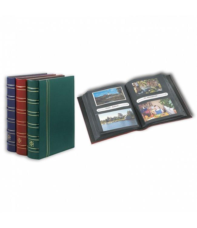 Album Voor 200 Ansichtkaarten / Prenten / Foto's