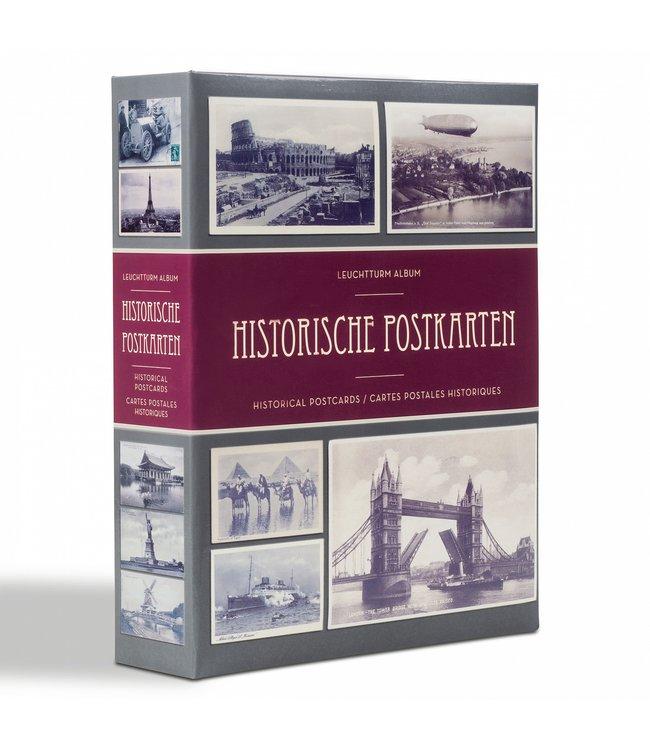 Album For 200 Historical Postcards