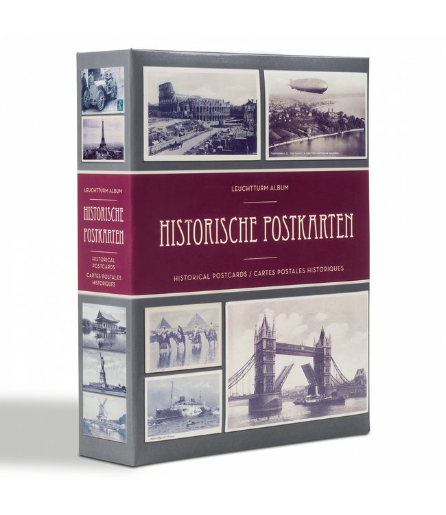 Album Voor 200 Historische (Ansicht)Kaarten / Prenten