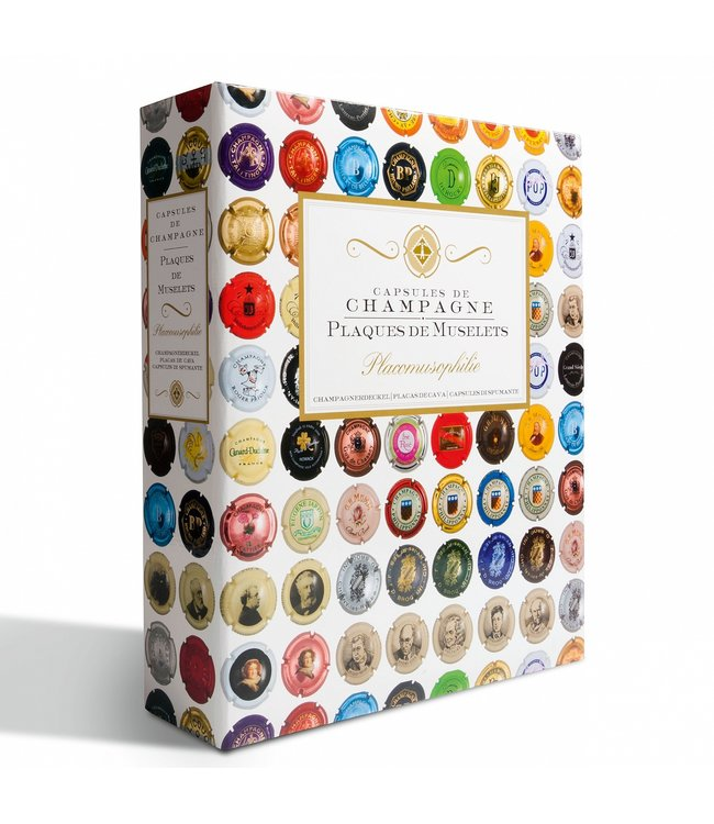 Bladen Encap Voor 42 Champagne Caps / Kroonkurken