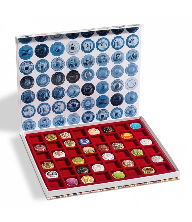 Case For 48 Champagne Caps