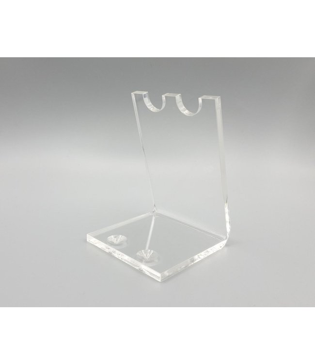 Acrylic Display Stand for 2 Pens / Teaspoons / Bullet Shells / Cartridges