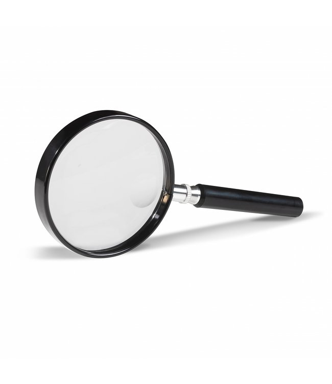 Magnifier With Handle /  2.5 x And 5 x Magnification