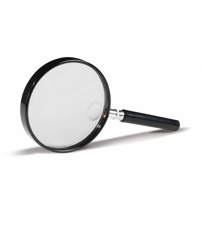 Magnifier With Handle / 2 x And 4 x Magnification
