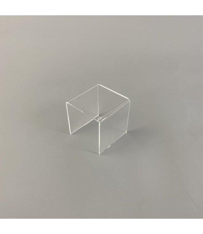 Erhöhung / Quadratisch / 6 x 6
