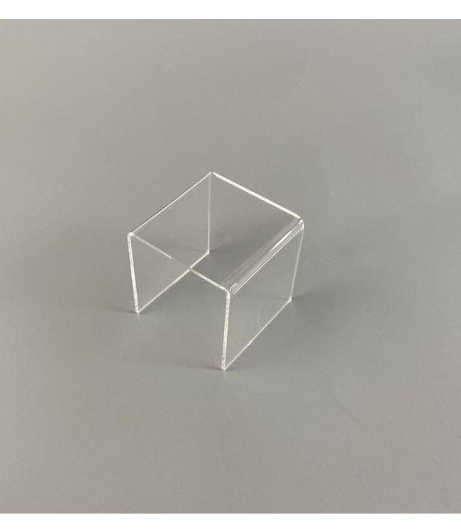 Erhöhung / Quadratisch / 8 x 8