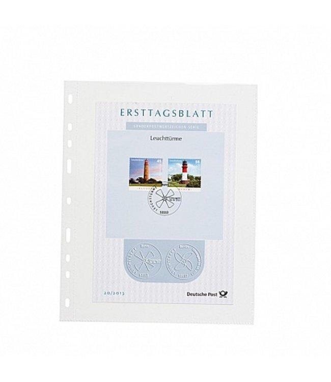 Kunststoffhüllen Optima / 1Tasche / 50erPack