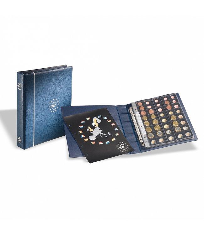 Leuchtturm (Lighthouse) Album Optima / Voor 25 Euro Muntensets