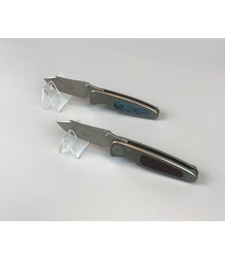 SMC Display Stand For Knives / Pocket Knives With Straight Cut