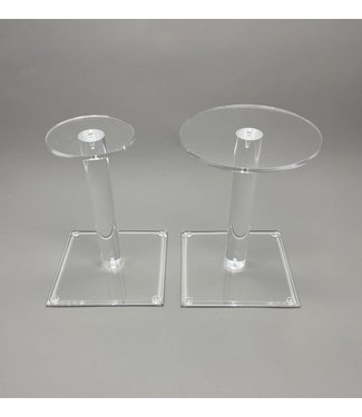 SMC Hat / Helmet Display Stand / 17 cm