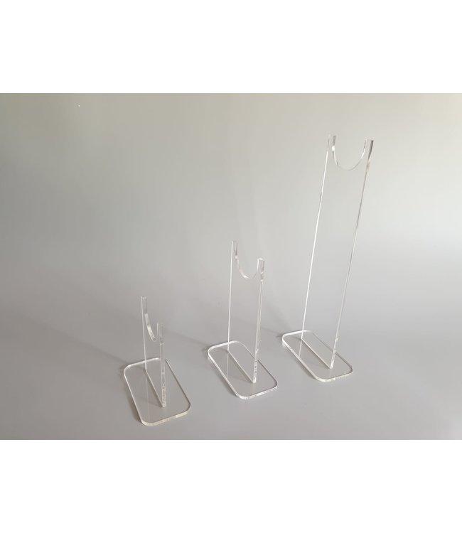 Set Acrylständer für Blankwaffen / Waffen