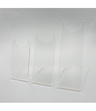 SMC Acrylic Pistol / Revolver Display Stand (3 sizes)