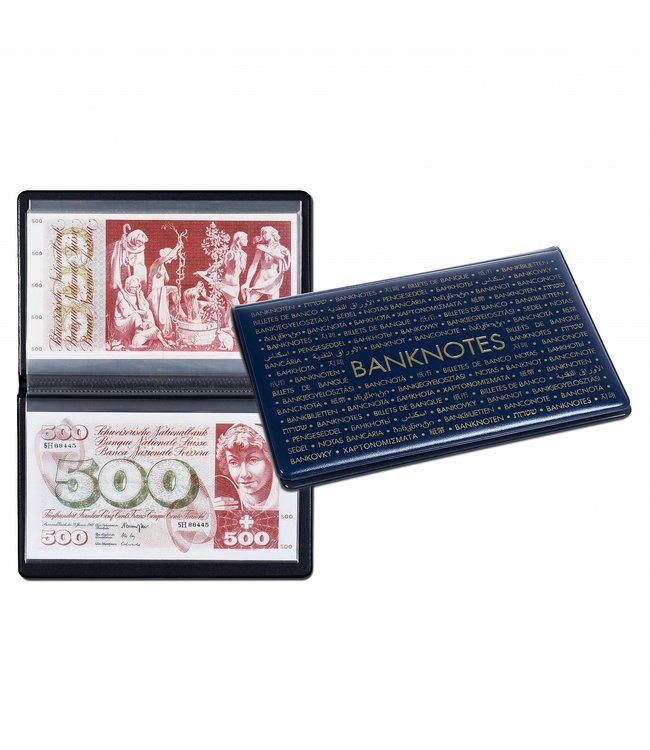 Taschenalbum Route Banknotes
