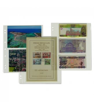Leuchtturm (Lighthouse) Sheets Numis For Banknotes / Postcards