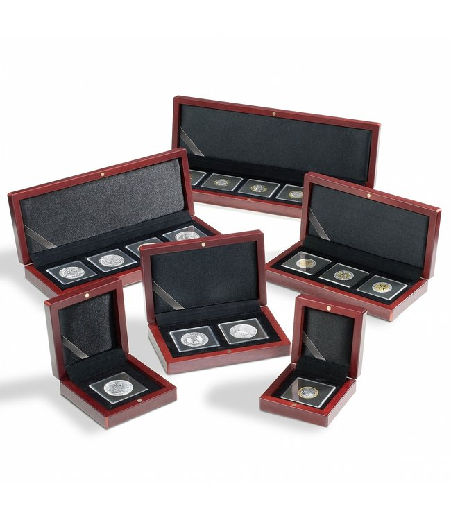 Münzetui Volterra Für Quadrum Münzenkapseln