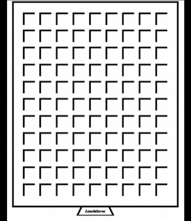 Münzboxen Mit Eckigen Einteilungen