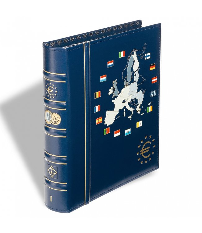Vista Euro Coin Album Volume 1