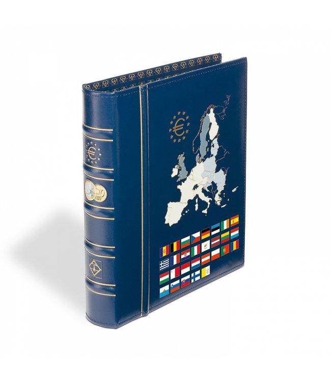 Album Optima / Klassiek Design / Voor Euro Munten