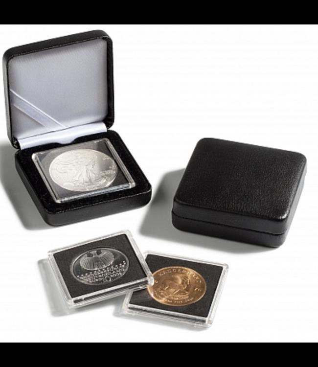 Coin Box For Quadrum Coin Capsules