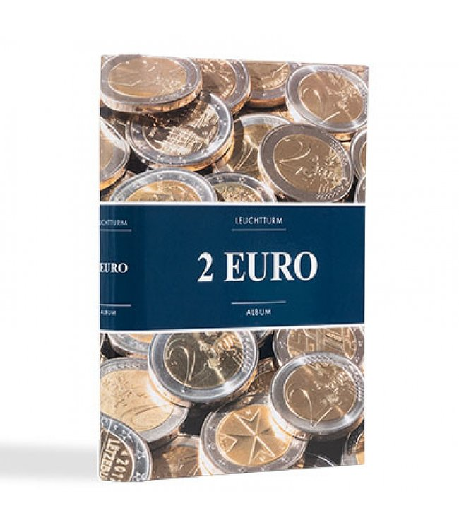 Pocket Album  For 48 € 2 Coins