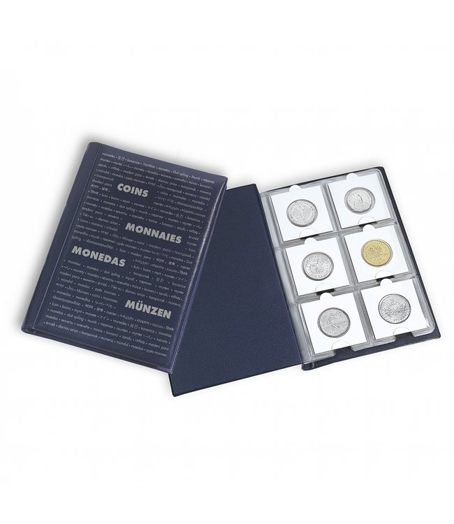 Coin Wallet For 60 Coinholders