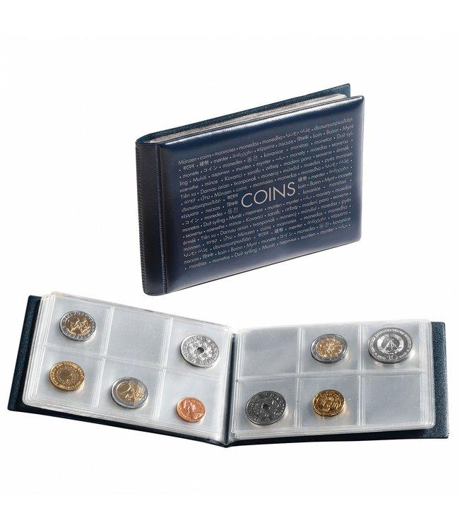 Taschenalbum Route Für 48 Münzen