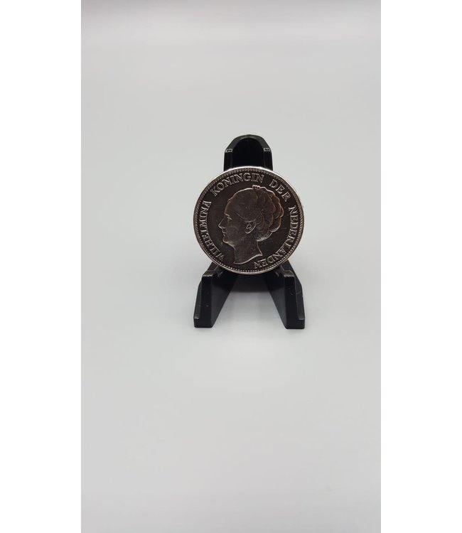 Münzenständer 15-50 mm / Schwarz