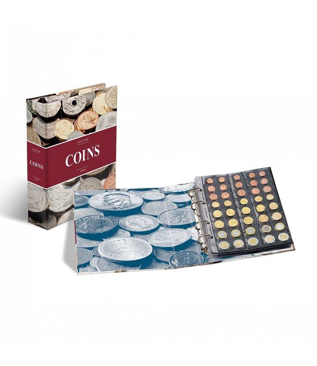 Münzalbum Optima / Coins