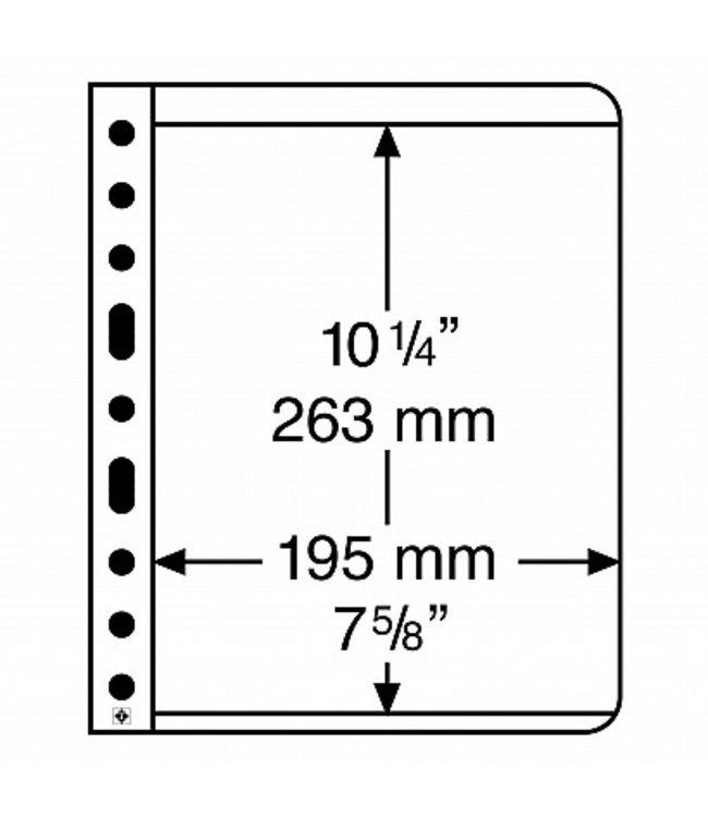 Plastic Pockets Vario / 1-Way Division