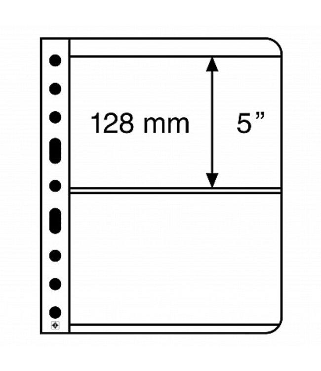 Kunstoffhüllen Vario / 2er-Einteilung