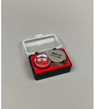Jewellers Pocket Loupe 20 x Magnification