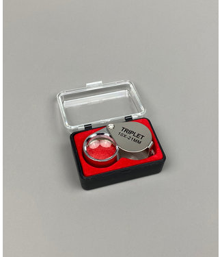 Jewellers Pocket Loupe 10 x Magnification