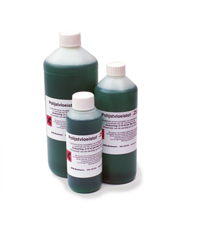 Polishing Liquid / Soap / For Ceramic Media