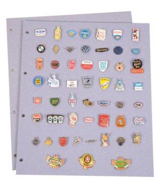Hartberger Insteekbladen Voor Speldjes / Pins