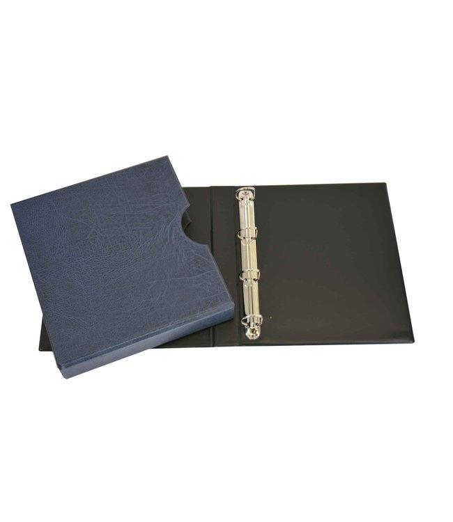 Hartberger GML Album / Mit Kassette / Luxus / Blau