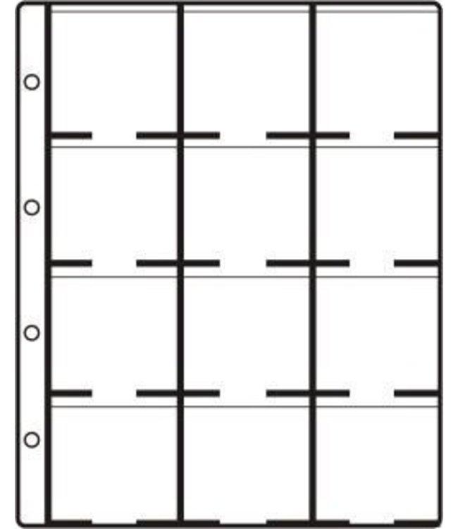 LK 12 Sheets / Coinholders