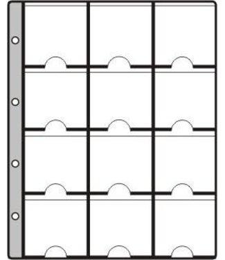 Hartberger LK 12 Super Sheets / Coinholders