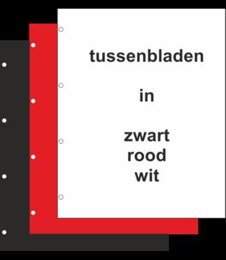 WL - Made by Hartberger WL Euro-System Schutbladen / 3 kleuren