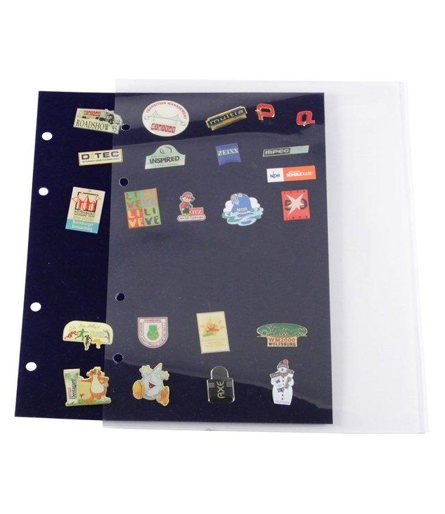 Schutbladen Voor Compact Album